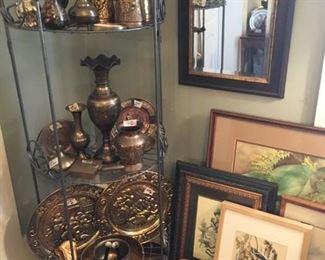Brass and copper