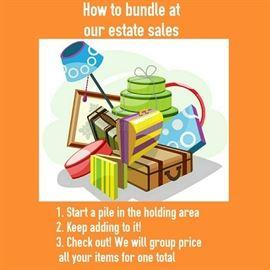 how to bundle