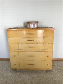 Mid Century Harmony House  Chest Of Drawers