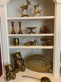 Vintage Decorative Accesories, Ducks, Pandas, Reindeer