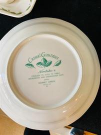 Casual Gourtmet Dinnerware...Noritake