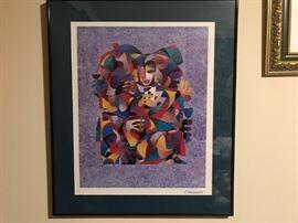 A. Krasnyansky Print $45