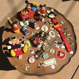 Vintage Disneyana Collectibles