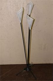1. Midcentury Modern Floor Lamp