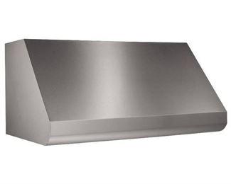 36 600CFM Elite Pro Wall Hood  Stainless Steel