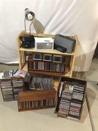 CDs, Radios, and Sony Dream Machine
