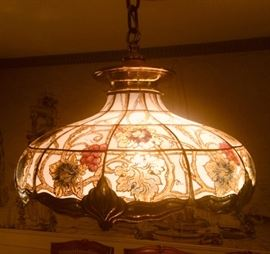 Antique John Morgan & Sons Chandelier