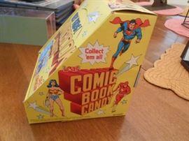 Superman, Wonderwoman, Spiderman and more!