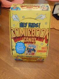 Comicbook Candy - Secret Origin Stories