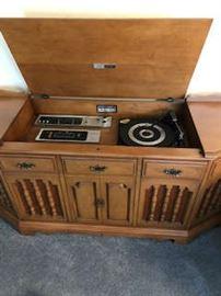 Vintage Zenith Console