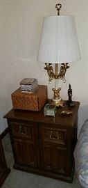 1 of 2 Hollywood Regency Lamps