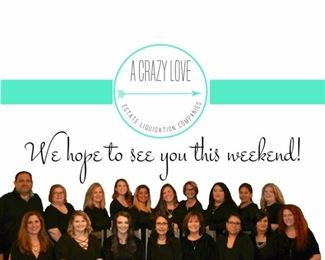Come see us this weekend