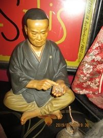 Signed Sculpture