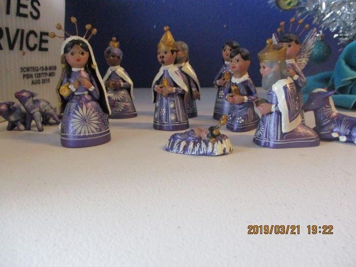 Mexican Nativity