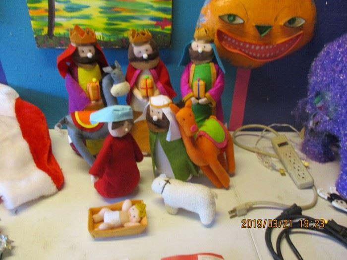 Soft Nativity
