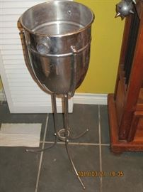 Stainless Steal Ice Bucket