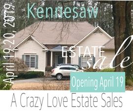 Kennesaw Estate Sale