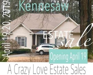 Kennesaw Estate Sale