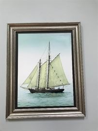 Sail Boat Picture