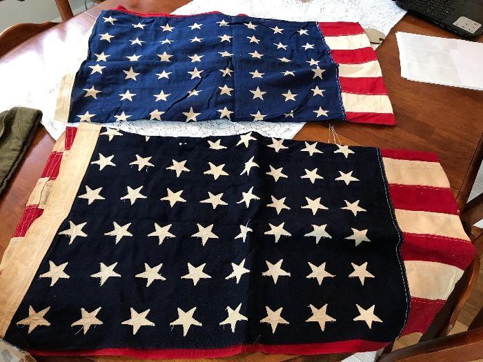 48 Star Flags