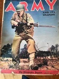 The Philadelphia Inquirer Magazine - 1942