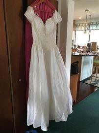 Wedding Dress - Nina Balducci - Size 14