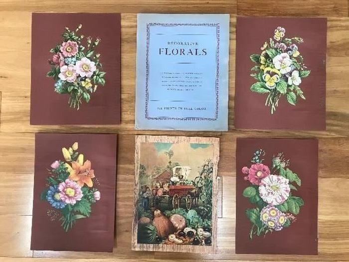 Florals Prints