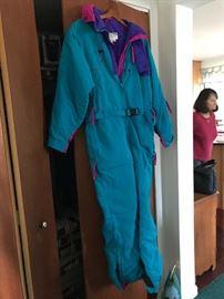 Lady's Ski Suit