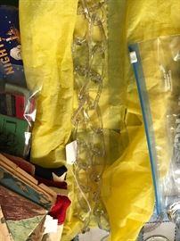 Glass Chandelier Chain