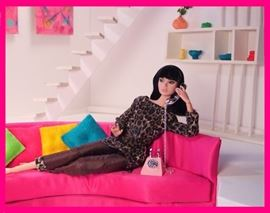 barbie telephone