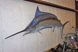 Marlin mount