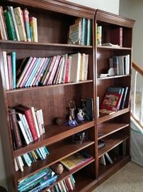 Several Really Wonderful Bookcases