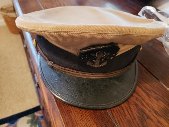 Military School Navy Hat