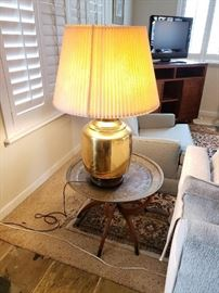 Fabulous Brass Lamp