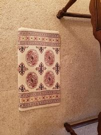 Handwoven Small Carpet