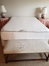 Beauty Rest Queen Mattress/Box Spring