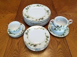 Antique Dish Set