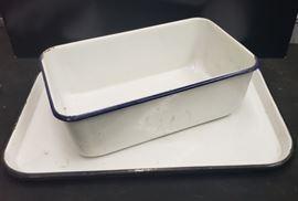 Porcelain Graniteware