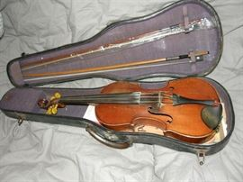 after Stradivarius c.1925 violin, full size