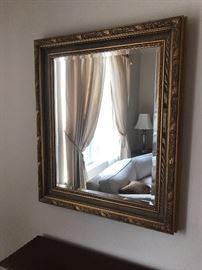 Mirror 37.5 x 31.25 w