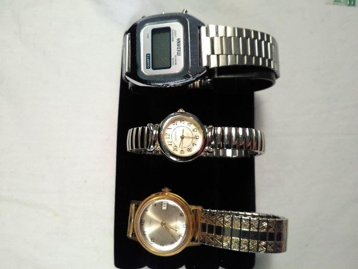 lot of 3 wrist watches , Timex , watch it, Medana https://ctbids.com/#!/description/share/125129