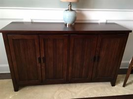 Dining Room Side Board with Drawers
