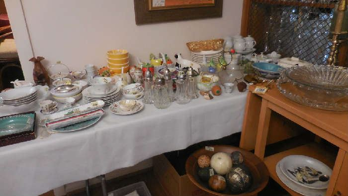 China, collectables, some items are sold