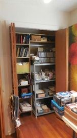 office supply, cassettes, CD/DVD, day planners, etc.