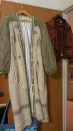 hand made by owner western coat and short jacket