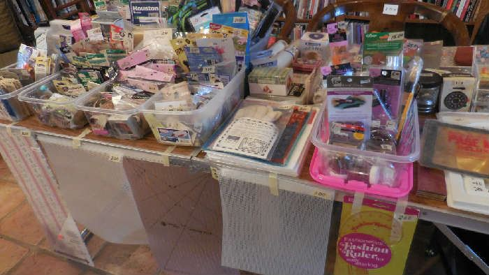 sewing/crafts items