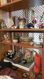 fine collectables, Waterford, Norirot, St. Louise, etc.