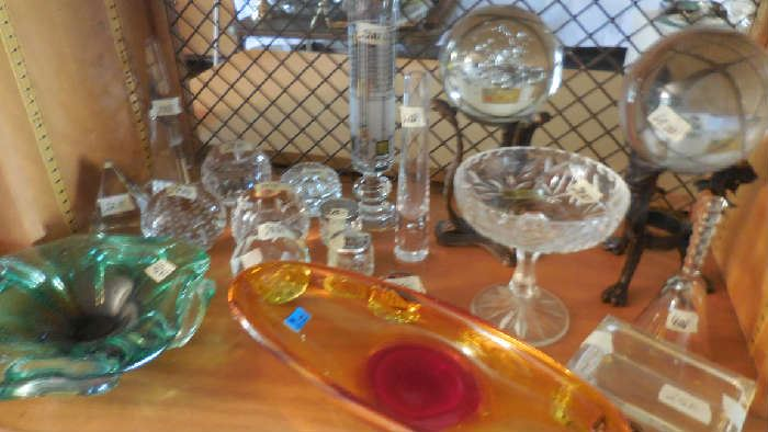 paper weights, collectables