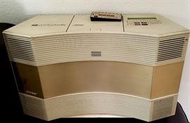 vintage Bose system works great