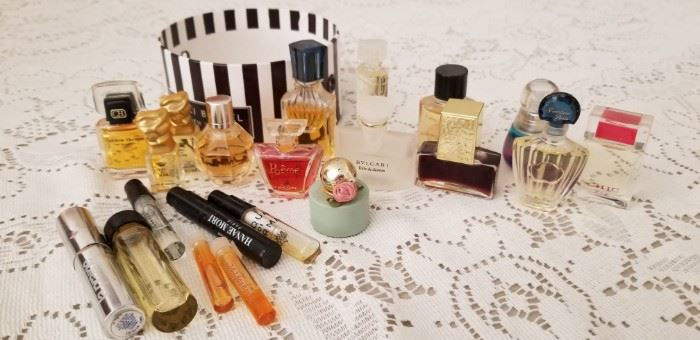 1 oz. real perfume poem,Shalamar and more